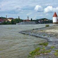 И снова река, вошла в берега... :: Вальтер Дюк