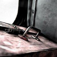 Рисунок. За кабиной водителя троллейбуса. :: Laborant Григоров