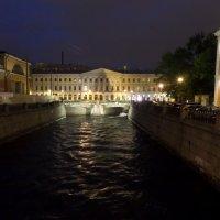 Белые ночи. 01-17. :: Марина Харченкова