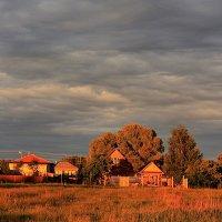 В лучах заката :: Николай Масляев