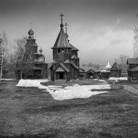 Старая ццерковь :: Андрей Жуков