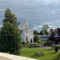 Свято-Покровский монастырь (Суздаль) :: Ольга Русанова (olg-rusanowa2010)