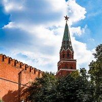 *Москва* :: Иван Синковец
