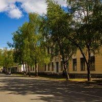 Улица Орджоникидзе :: Артём Бояринцев