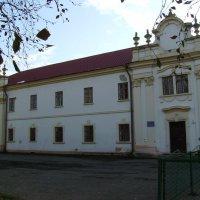 Детская   музыкальная   школа   в  Богородчанах :: Андрей  Васильевич Коляскин