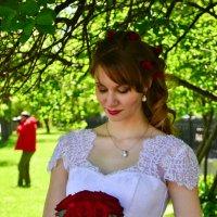 Невеста Оксана :: Виктория Андреева