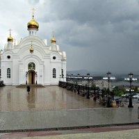 Храм в Златоусте :: Олег  Царёв