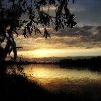 Закат над Припятью :: Александр