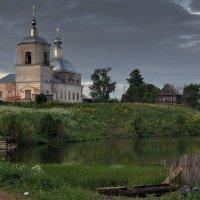 Село Сажино...Пермский край :: Владимир Хиль