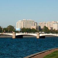 Ушаковский мост :: Елена Кириллова