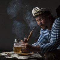 Эй, моряк ..... :: Евгений Khripp