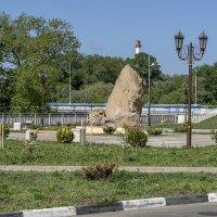 Памятник казачеству в Старой Станице :: Игорь Сикорский
