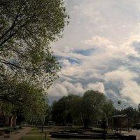 Облака над городом :: Елена Семигина