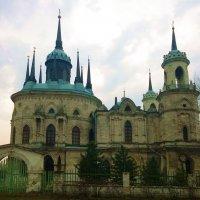 Храм в Быково :: Николай Дони