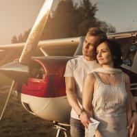 Кадр из фотофильма «Flight of love» :: Сергей Гаварос