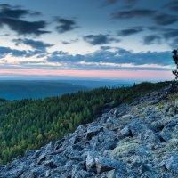Вид с горы Холдоми. :: Поток