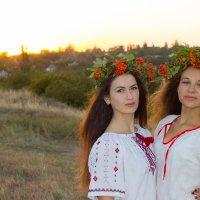 на закате :: Дина Горбачева