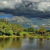 От дождей устали берега... :: Лесо-Вед (Баранов)