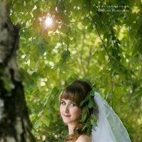 Ты вся в лучах очарованного света! :: Оксана Романова