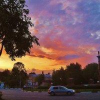 Вечер в городе :: Leonid Tabakov