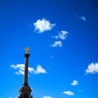 Памятник 1000-летию Ярославля :: Руслан Лутов