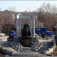 Памятник Александру II :: Вера