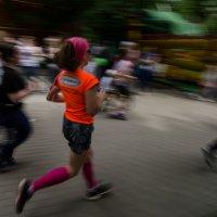 марафон :: Владимир Манин