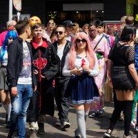 День Японии в Дюссельдорфе, май 2016 :: Witalij Loewin