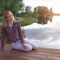 Лето – это солнечное счастье, хорошее настроение, конец депрессиям, :: Райская птица Бородина
