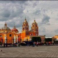 La parroquia de San Juan Evangelista :: Elena Spezia