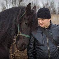 Конные прогулки :: Юрий Лутов