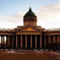 казанский кафедральный собор :: валентин яблонский