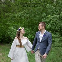 Свадьба :: Елизавета Забродина