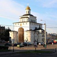 Золотые ворота, Владимир :: Larisa Ulanova