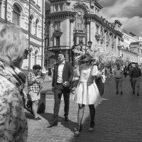 Москва весенняя :: Алексей Окунеев
