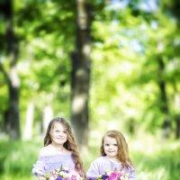 Детки на свадьбе :: Ксения Михотина