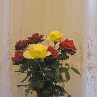 Букет из роз. :: Татьяна и Александр Акатов