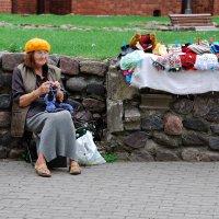 Мастерица из  Риги :: Николай Танаев