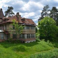 Заброшенный усадебный дом в  Муравейно. :: Наталья Левина