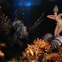 """""""Принцесса подводного царства"""" :: Давид Манакьян"""