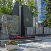 Мемориал :: Вячеслав Васильевич