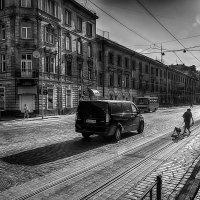 Утренний Львов :: Cлава Украине
