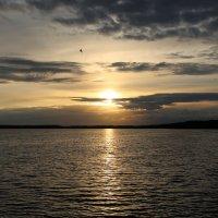 Закат :: галина северинова