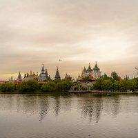 Прогулка по Москве, Измайлово :: Владимир Демчишин