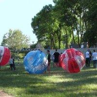 Дни города, бампербол :: veera (veerra)