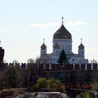 ой,перестановка или как собор попал в кремлевский ансамбль :: Олег Лукьянов