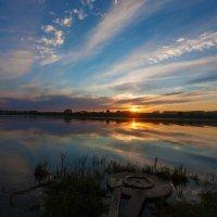 Перед заходом солнца :: Анатолий Иргл
