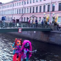 Однажды в Питере... :: Vladimir Semenchukov