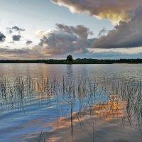 На Ферапонтовском озере :: Валерий Талашов