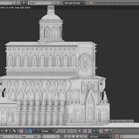 3Д моделька собора :: alexlexs Солопанов